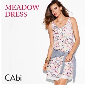 CAbi #321 Ditsy Floral Meadow Dress 2015